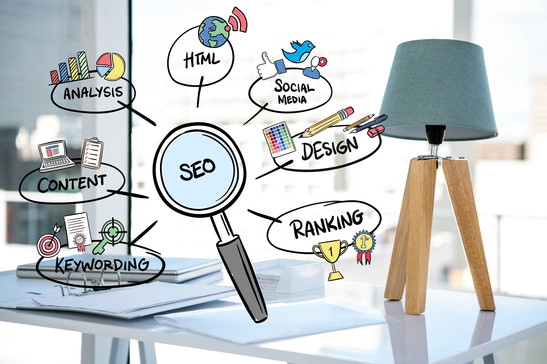 SEO Marketing Frankfurt Agentur
